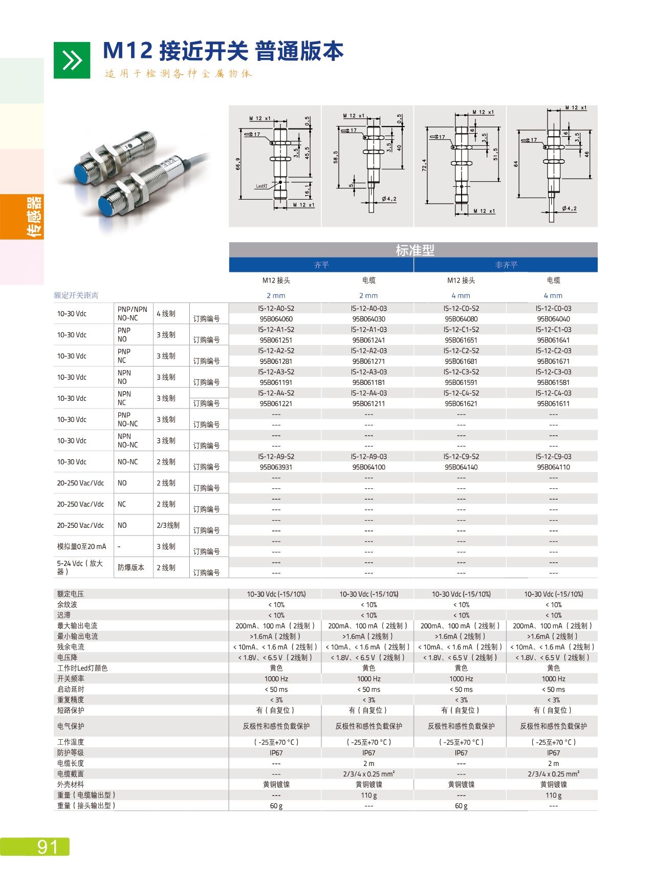 DS2传感器