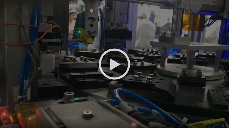 米秀智能为华为提供锂电生产线自动化解决方案