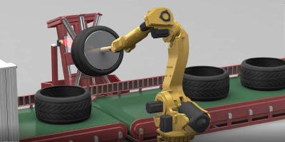 工业机器人自动化解决方案