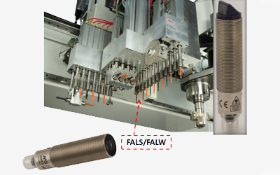 工具感测和完整性控制
