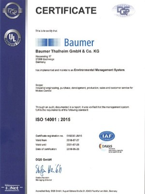 米秀资质证书-ISO 140011:2015