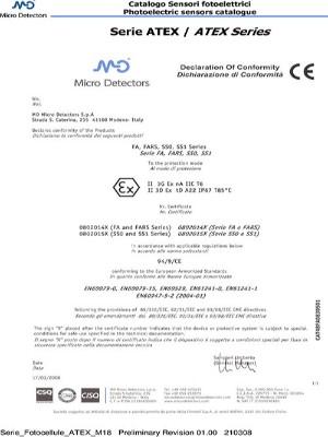 米秀资质证书-M18-ATEX