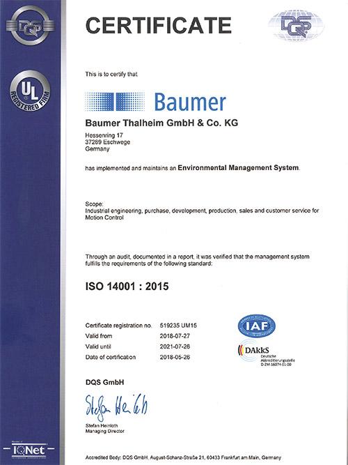 米秀资质证书-ISO-140011-2015