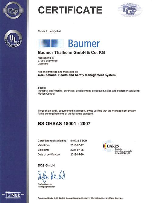 米秀资质证书-BS-OHSAS-18001-2007