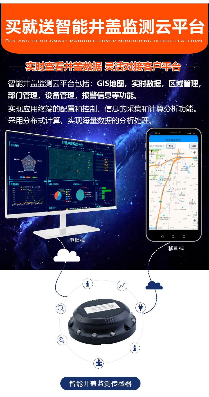 智能井盖监测传感器 (5)