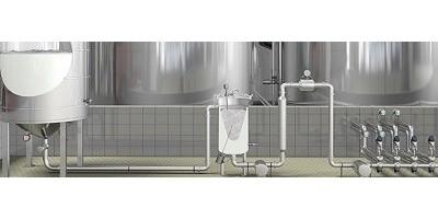 牛奶饮品生产过程解决方案