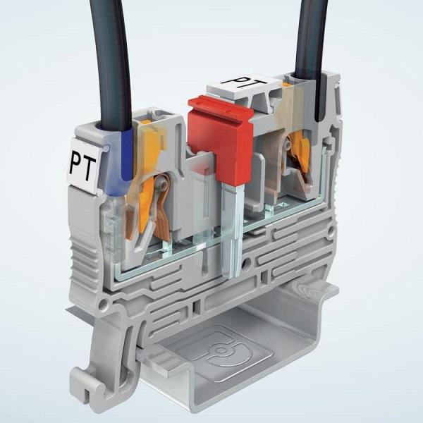PT直插式接线端子