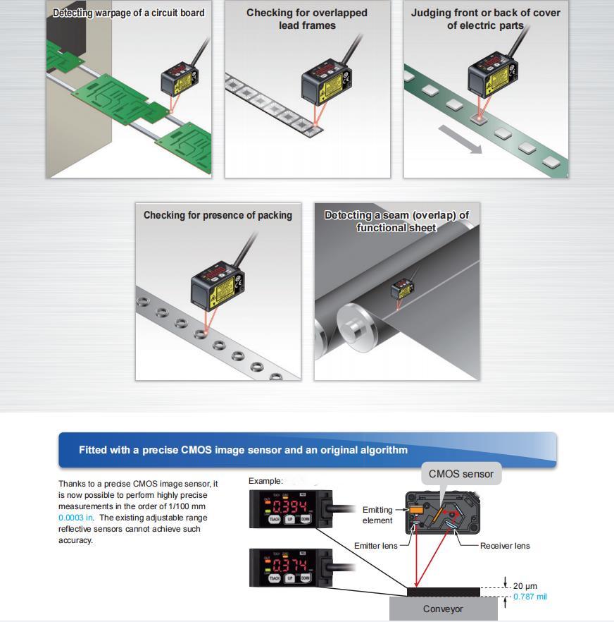激光位移传感器 (1)