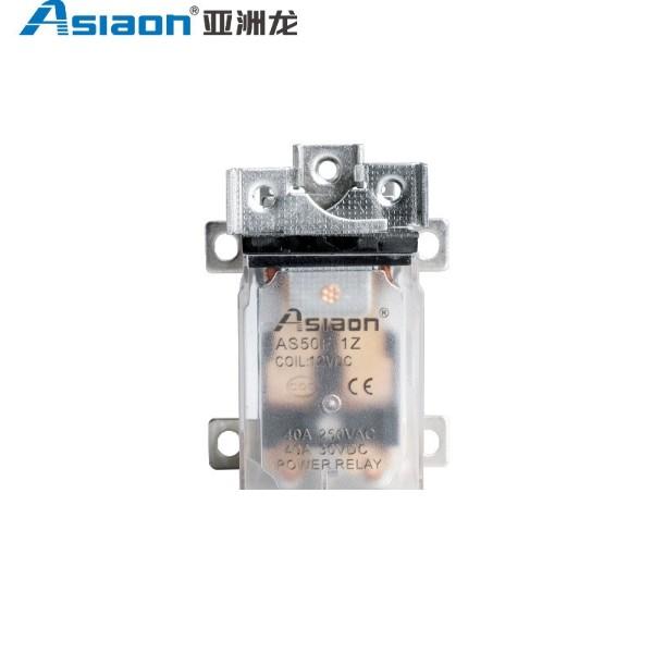 亚洲龙-中间继电器JQX-50F 40A